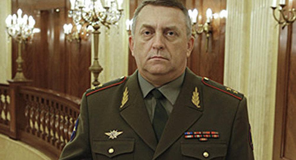 Russie : élaboration du projet du complexe de missiles sur rail