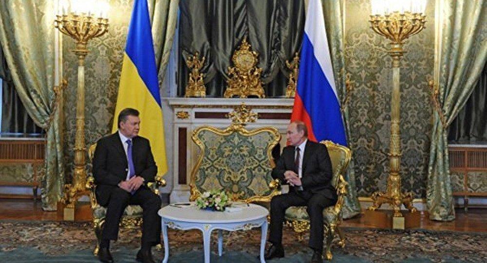 Ukraine : la Russie va sauver le pays du défaut de paiement