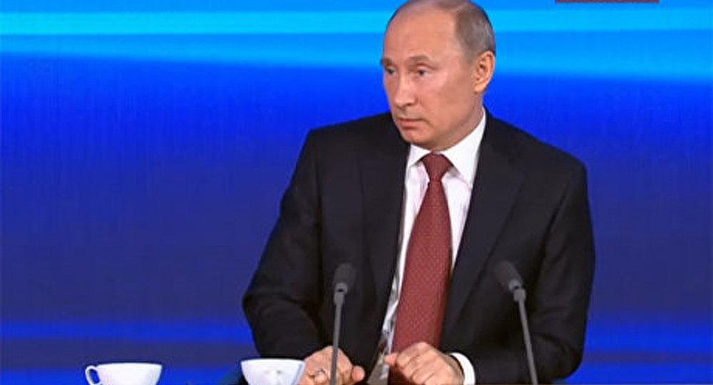 Grande conférence de presse de Vladimir Poutine le 19 décembre