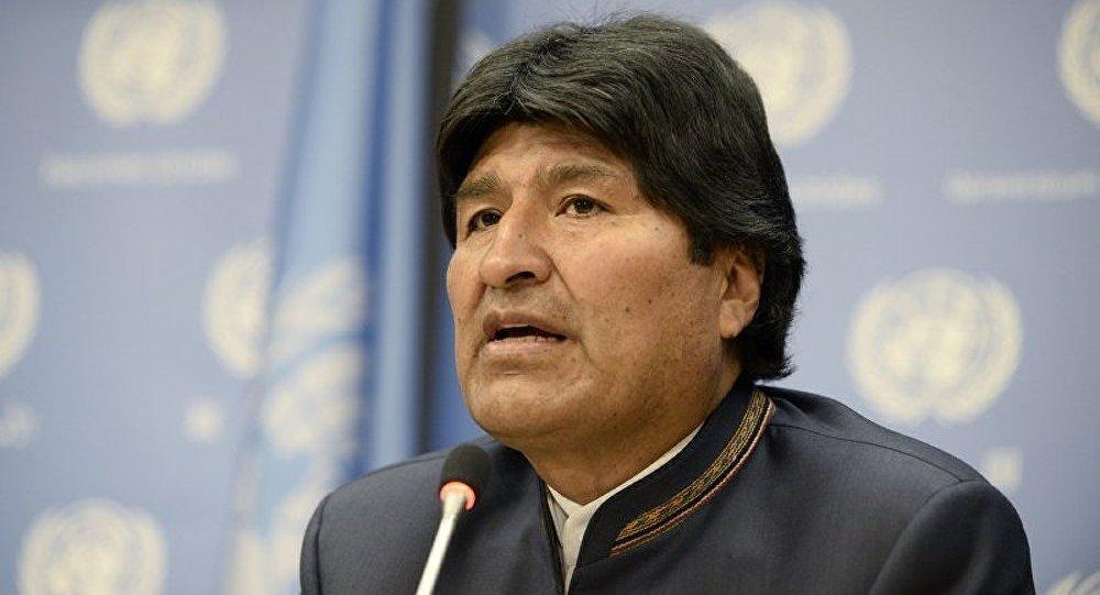 Bolivie : Evo Morales favorable au travail des enfants