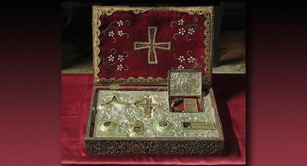 Les présents des Rois mages seront en Russie pour la Noël orthodoxe