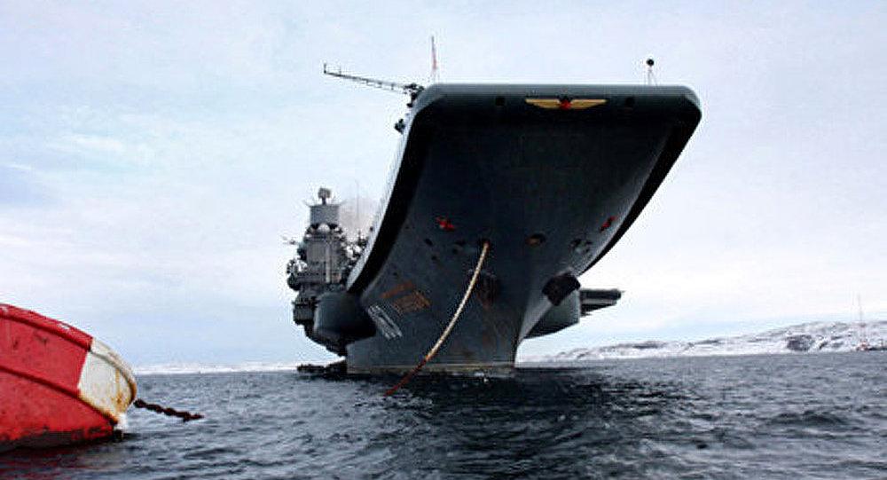 Des navires russes protégeront l'arsenal chimique syrien en Méditerranée