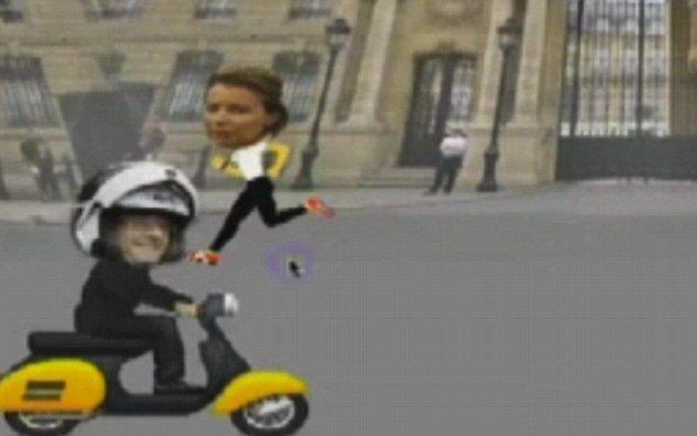 François Hollande impliqué dans un scandale amoureux