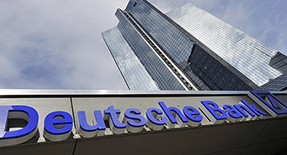 Les pertes inattendues de la Deutsche Bank font chuter son action en Bourse
