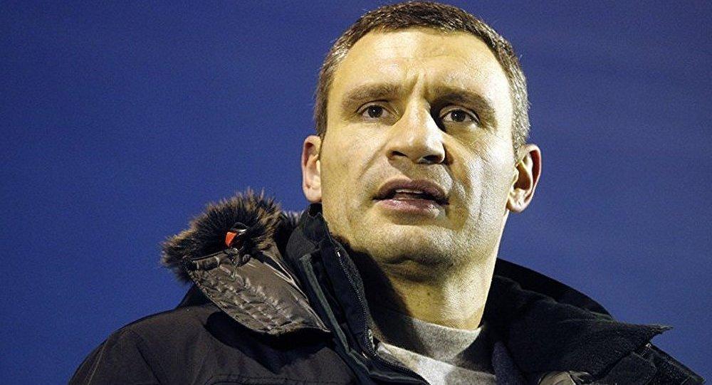 Ukraine : Klitchko, ou la construction d'un président par l'OTAN