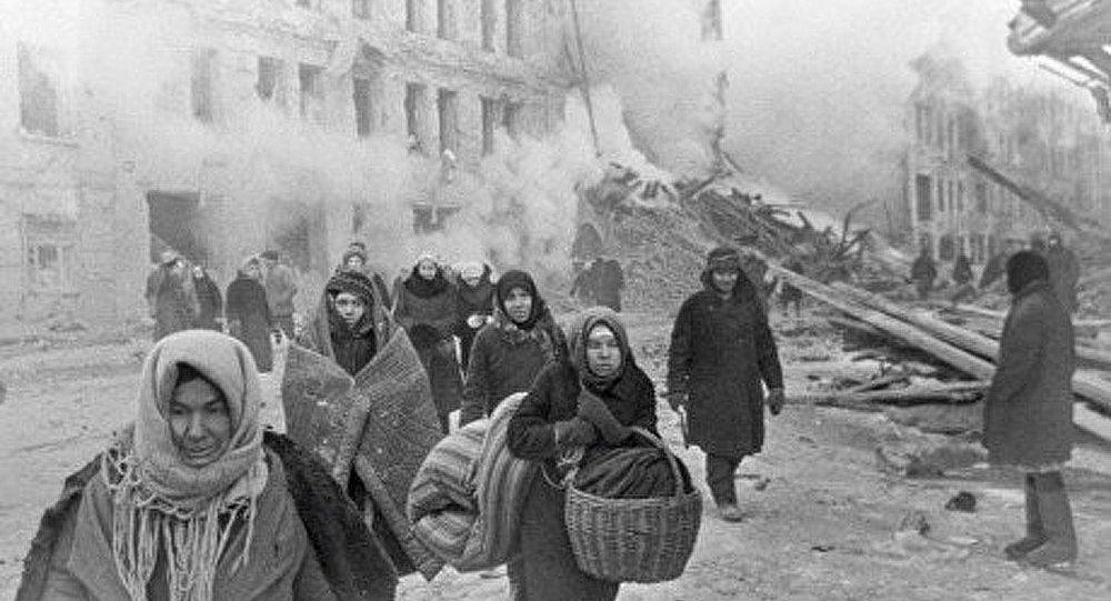 70e anniversaire de la levée du siège de Léningrad : témoignages