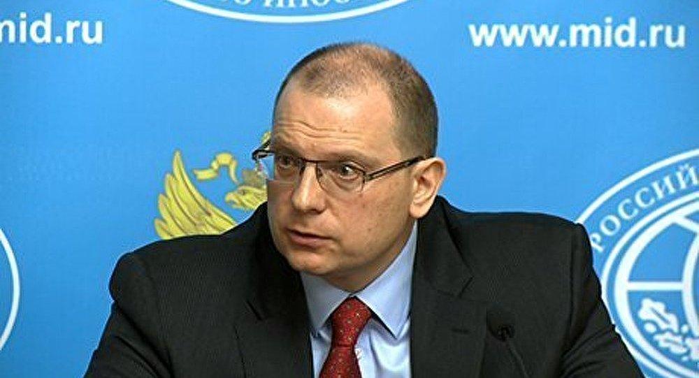 La Russie appelle à cesser l'ingérence dans les affaires de l'Ukraine