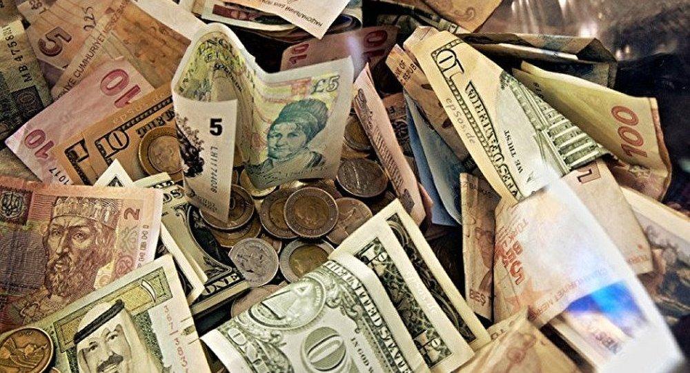 Le capital étranger quitte les marchés en voie de développement