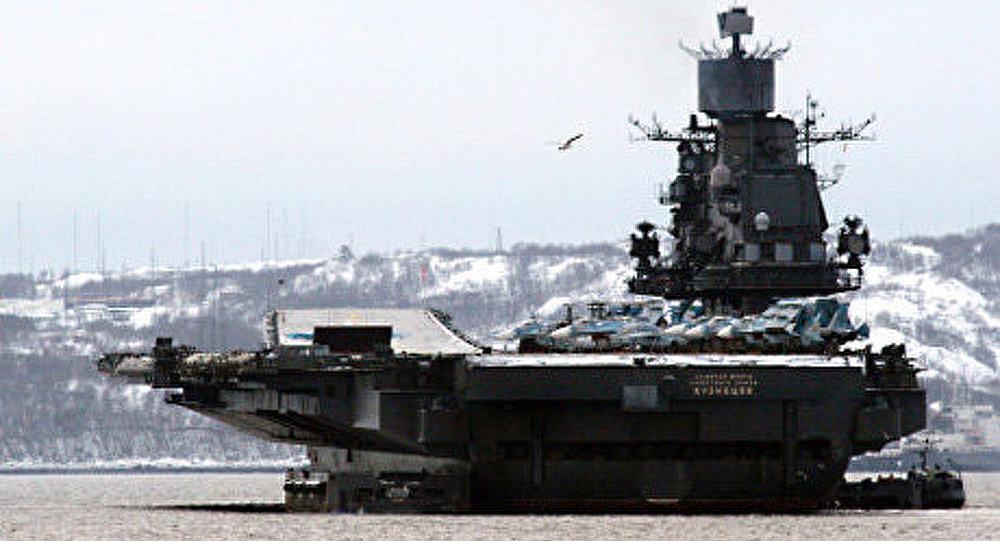 La russie a besoin de nouveaux porte avions sputnik france - Nouveau porte avion francais ...