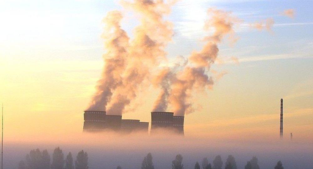 L'opposition ukrainienne a pris d'assaut la centrale nucléaire de Rovno