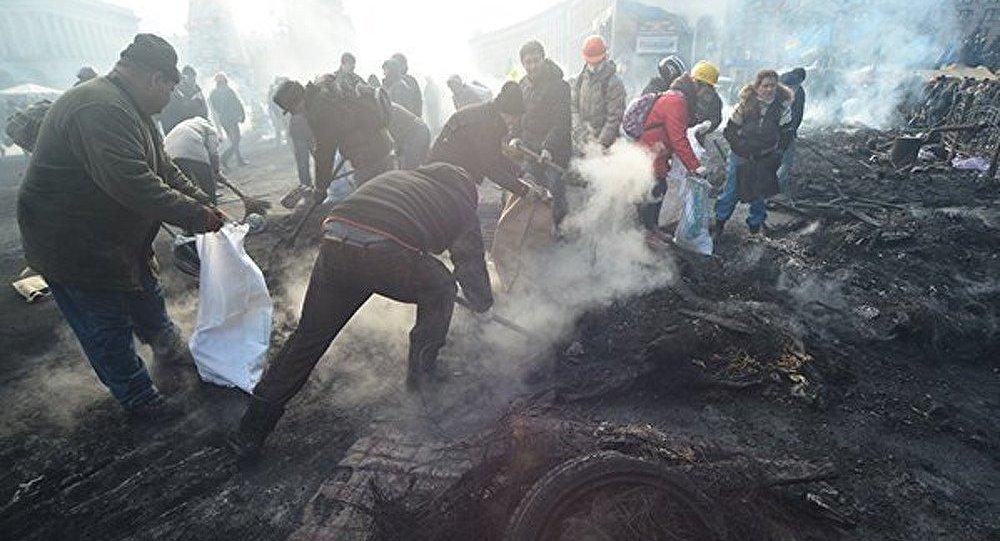 Ukraine : vers une sortie de crise ?