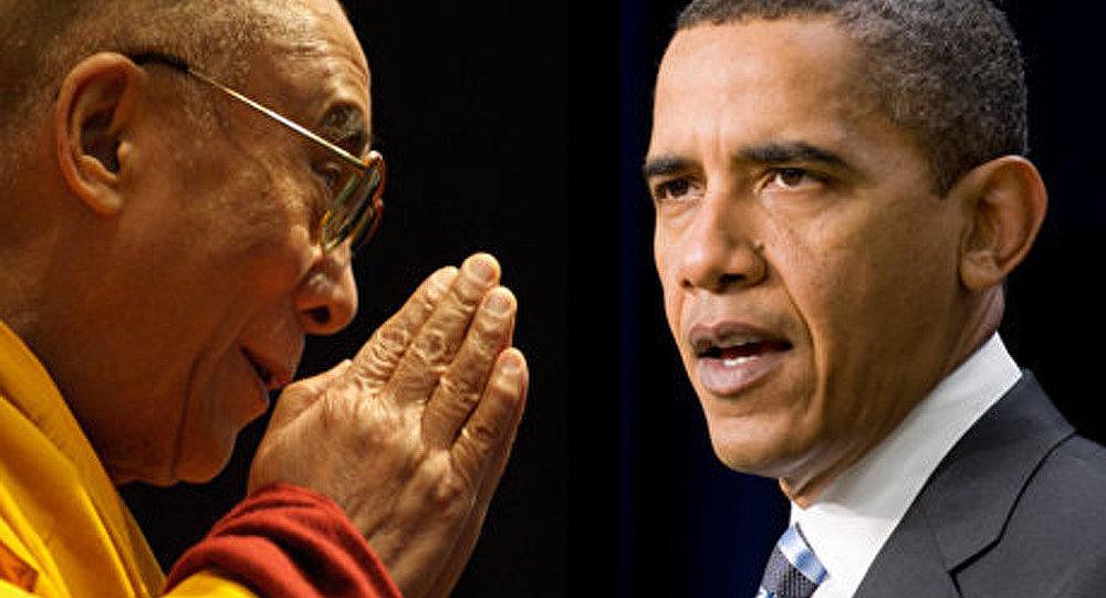 Barack Obama recevra le Dalaï lama
