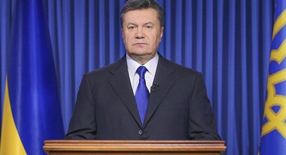 Ukraine : Ianoukovitch annonce une présidentielle anticipée