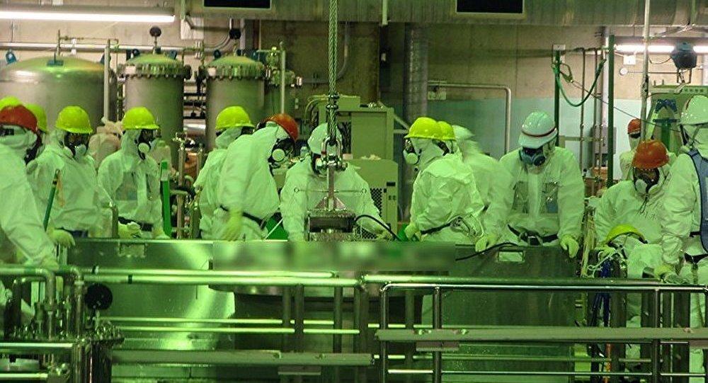 La centrale de Fukushima-1 fait de nouveau parler d'elle