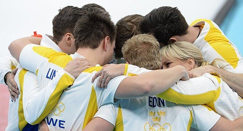 JO/Curling messieurs : la Suède en bronze