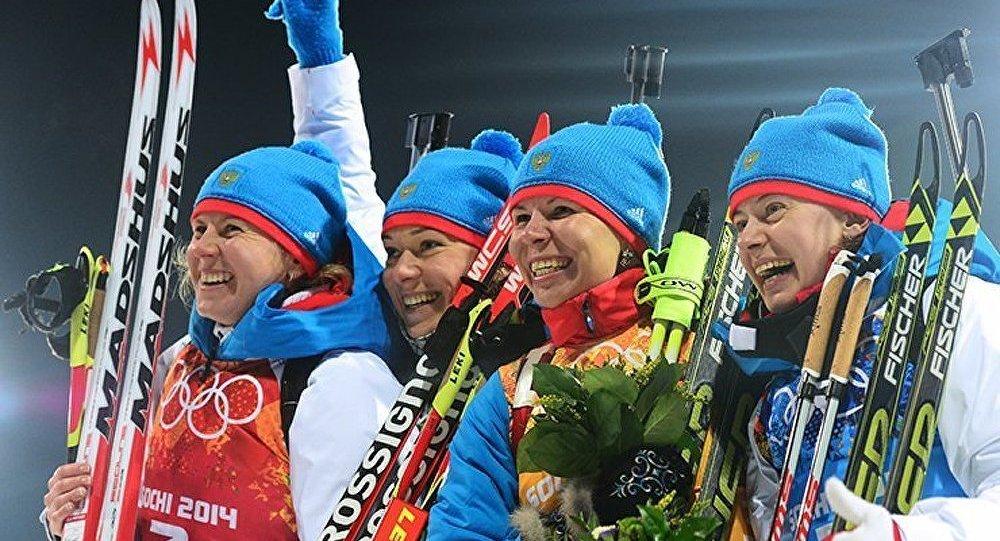 L'équipe nationale russe a battu le record pour le nombre de médailles des JO