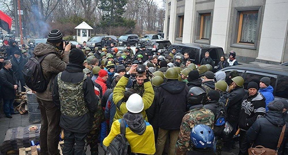Ukraine : les autorités ont commencé à mobiliser les réservistes