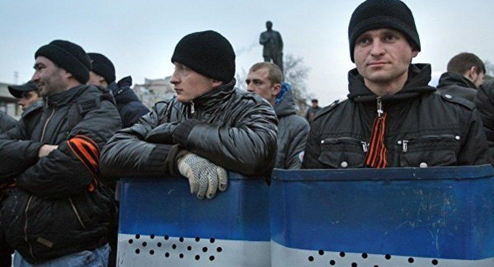 La vraie France contre le Drang nach Osten en Ukraine