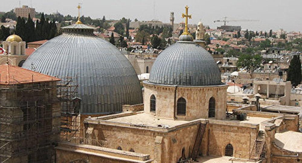 Jérusalem se prépare à un rassemblement des orthodoxes massif
