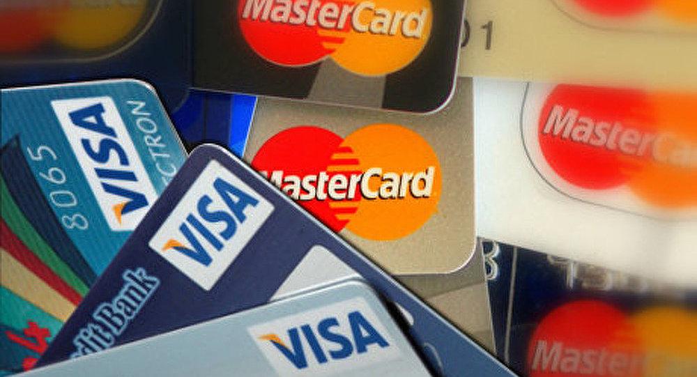 Visa et MasterCard cessent les services aux clients de banques russes