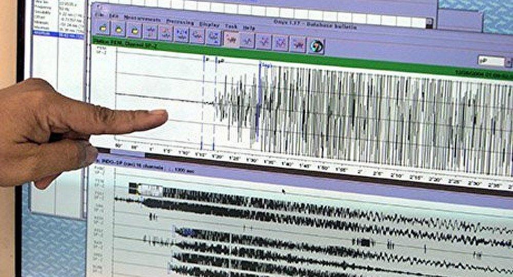 Séisme de magnitude 6,1 face à la côte du Chili (USGS)