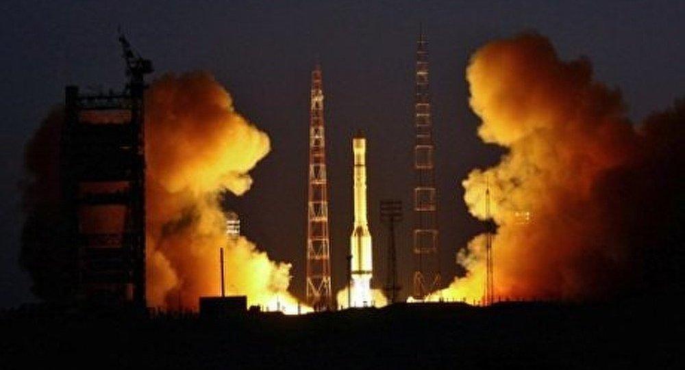 Un satellite GLONASS mis en orbite