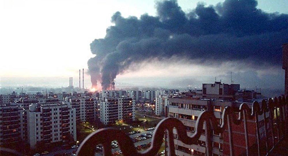 15 ans après les bombardements de la Yougoslavie