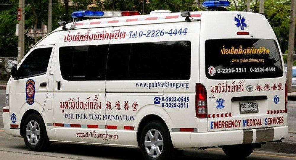 Thaïlande : au moins 27 morts dans un accident d'autocar