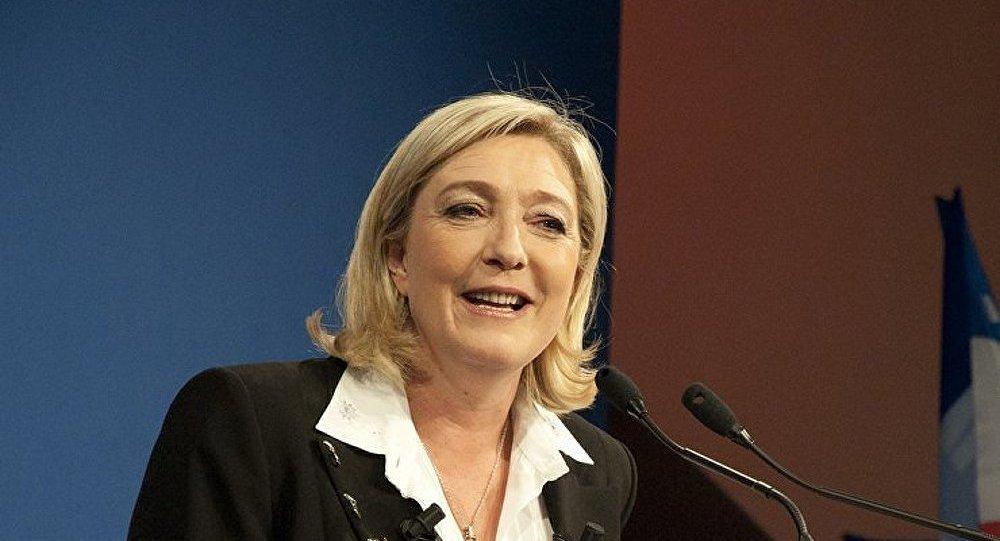 Marine Le Pen est favorable à la fédéralisation de l'Ukraine