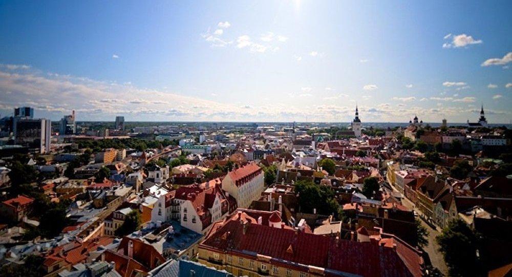 Estonie : meeting de solidarité avec la Crimée à Tallinn