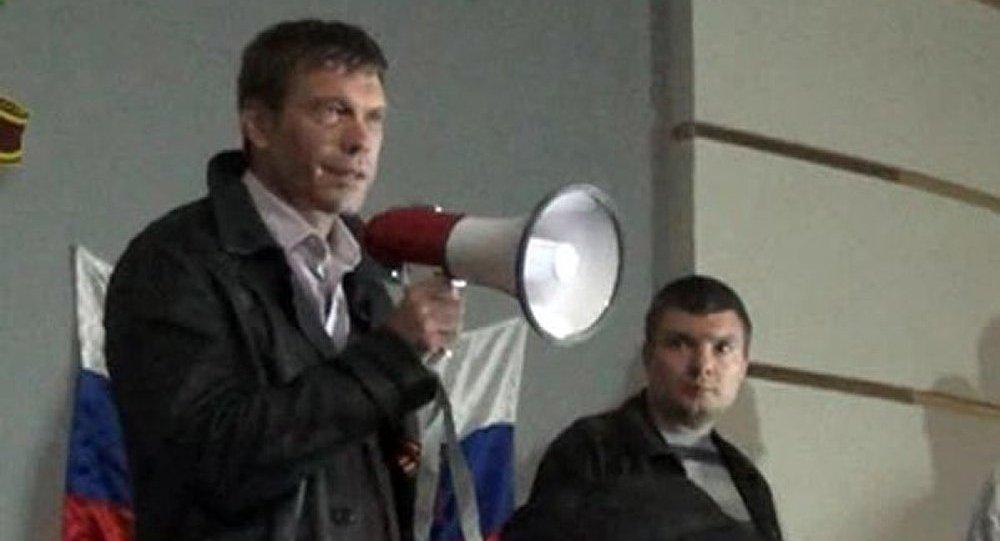 Oleg Tsarev