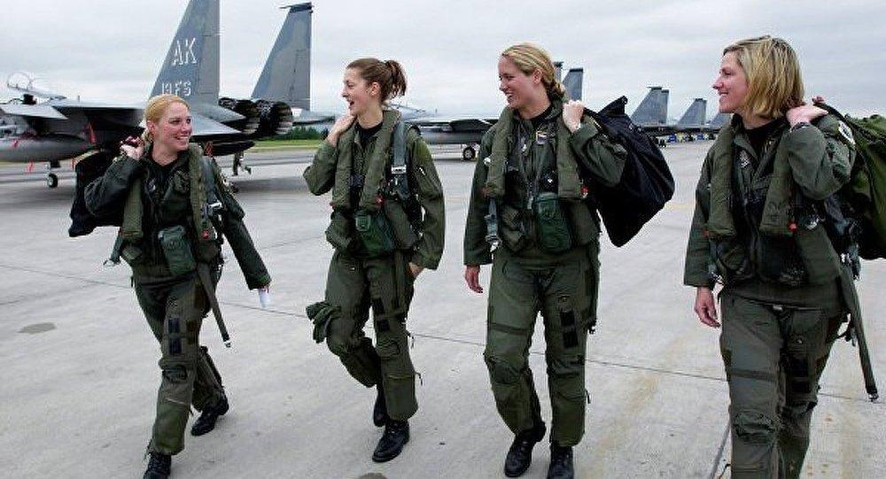 Coiffure reglementaire militaire femme
