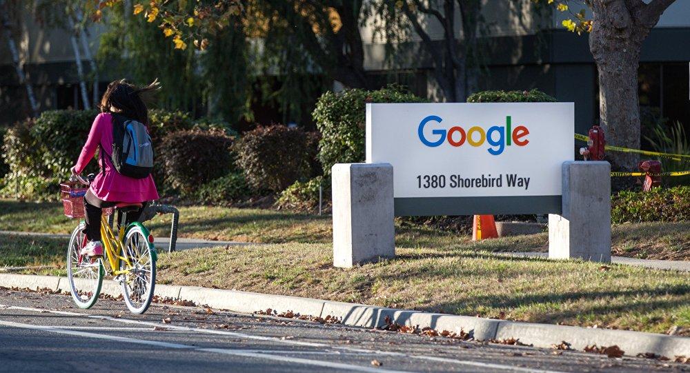Google Campus. Image d'illustration