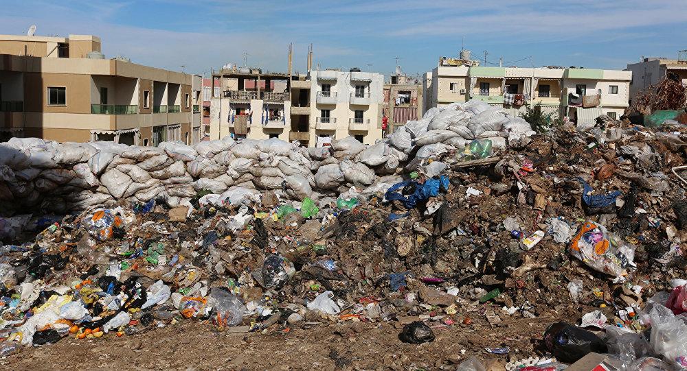 Déchets au Liban