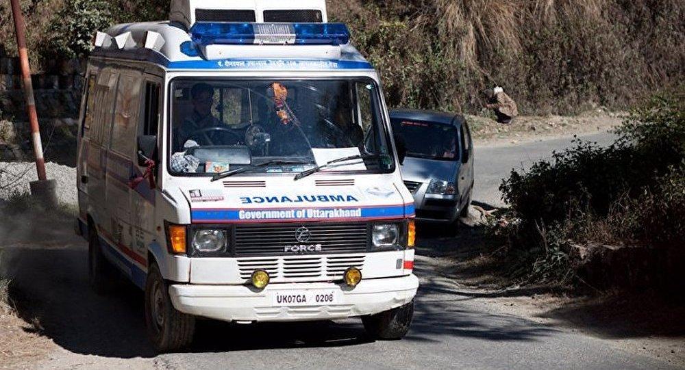 Double attentat en Inde : un mort, neuf blessés