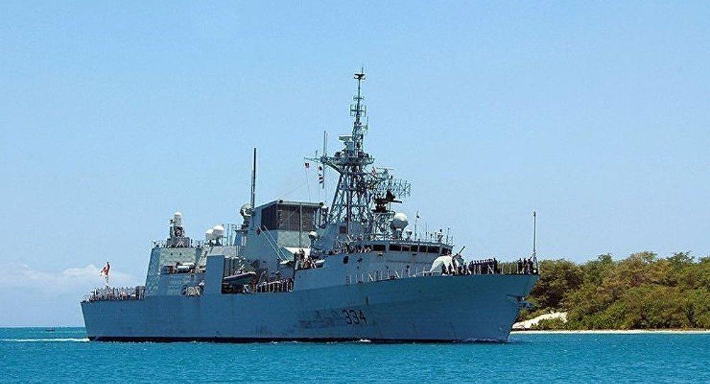 Le Canada affecte une frégate à une opération de l'OTAN en Europe orientale