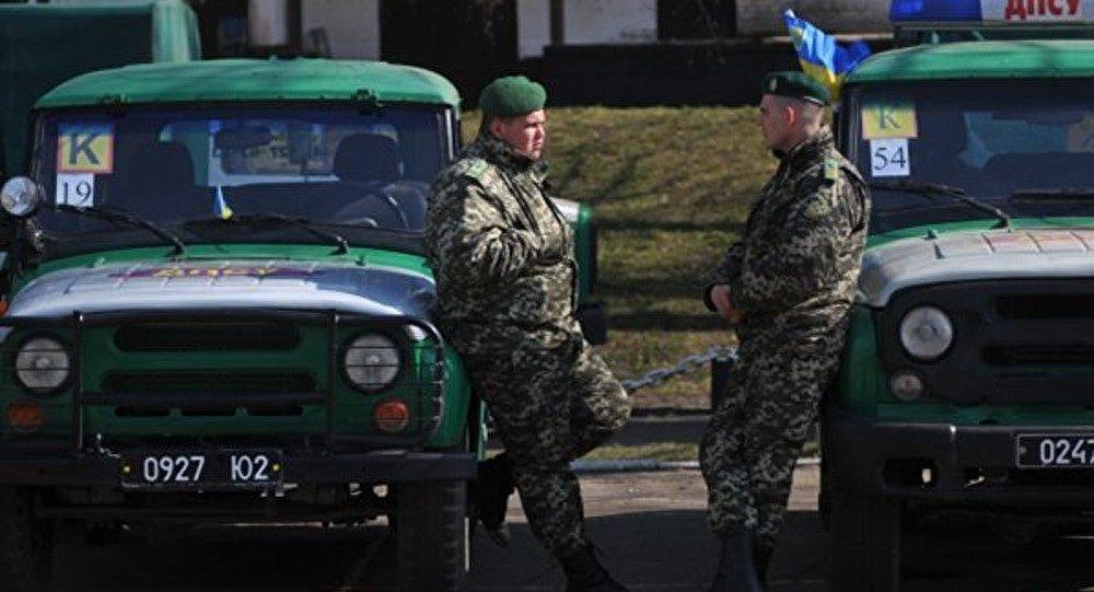 Des gardes-frontières ukrainiens ont agressé deux Russes et un Biélorusse