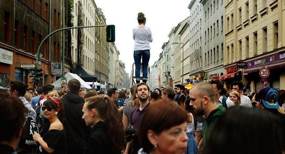 Allemagne : plus de 400 000 participants aux manifestations du 1er mai