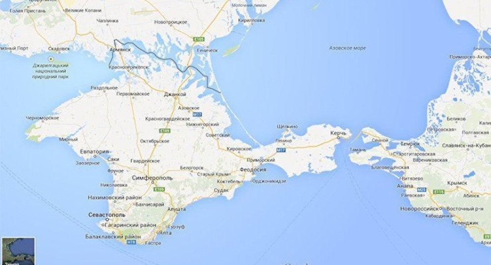 La Chine participera à la construction du corridor de transport vers la Crimée