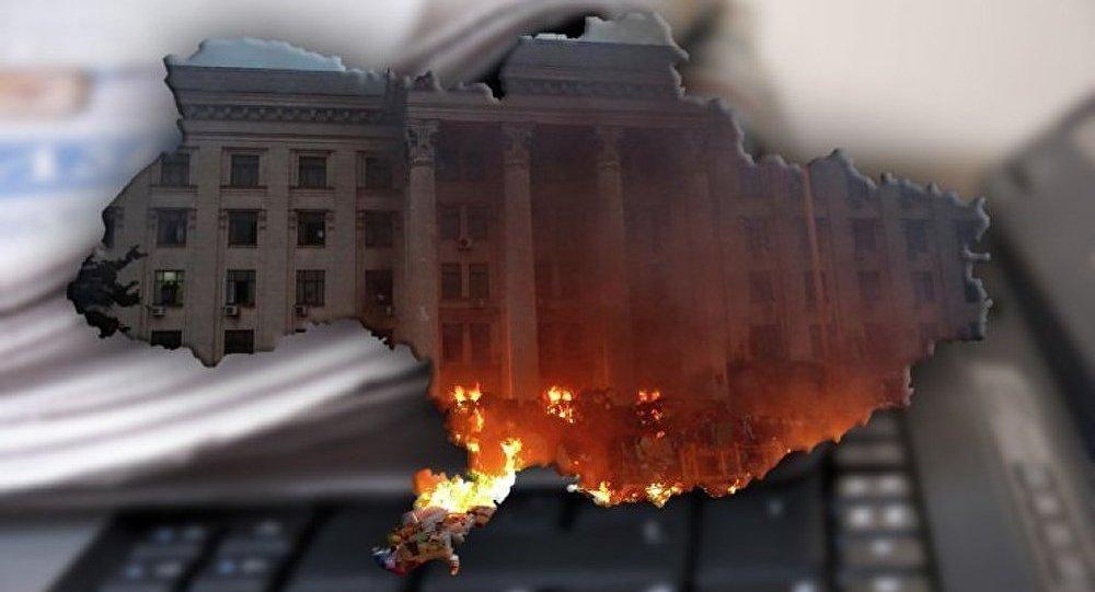 Les autorités putschistes de Kiev et les instigateurs du chaos global, des criminels de guerre