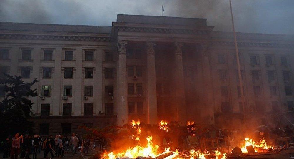 Odessa : une action planifiée des autorités de Kiev (procureur général d'Ukraine)