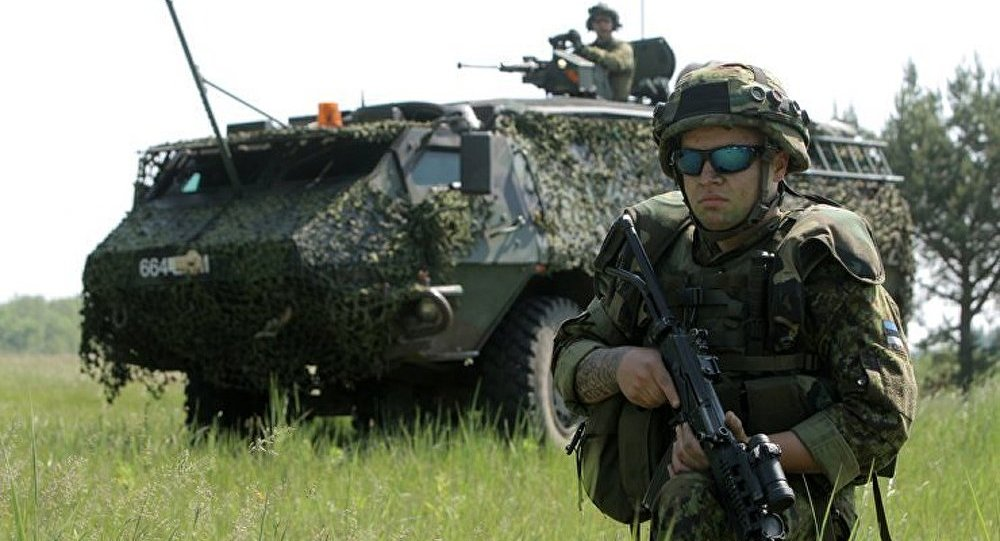Les exercices de l'OTAN en Estonie encouragent des opérations punitives de Kiev (diplomate russe)