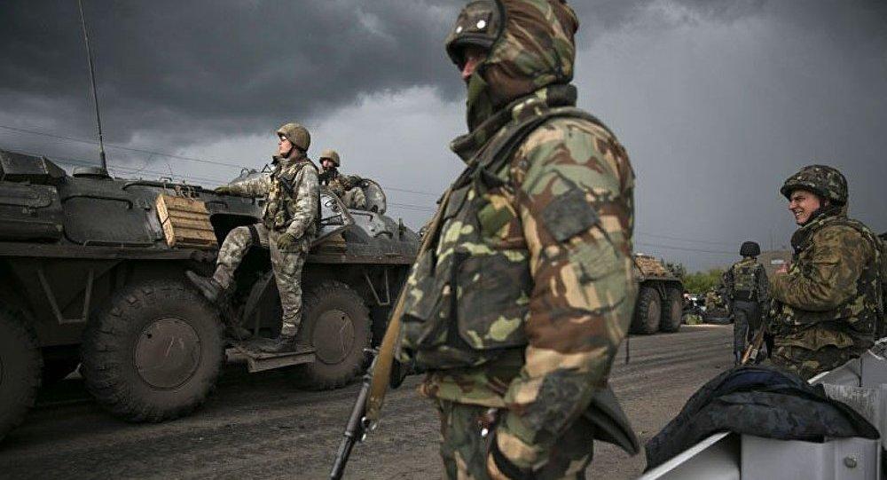 Crise en Ukraine: Moscou appelle Kiev à cesser de recourir à la force
