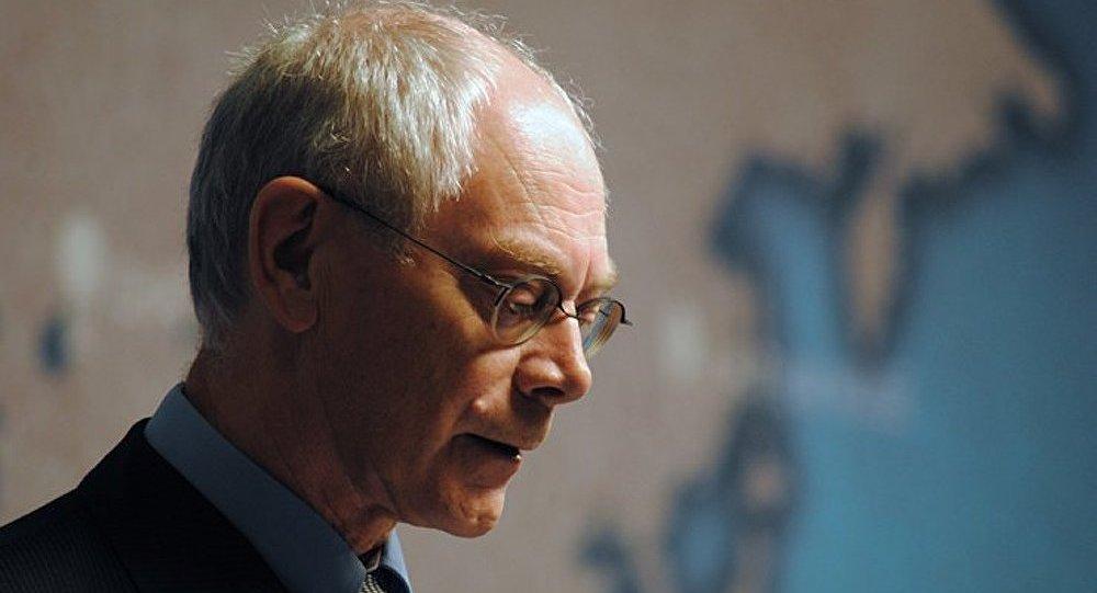 Ukraine : Rompuy brandit de nouvelles sanctions contre la Russie