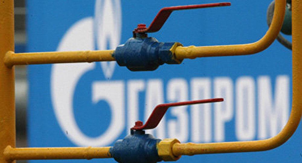 Gazprom n'a pas reçu de paiement pour le gaz livré à l'Ukraine en avril