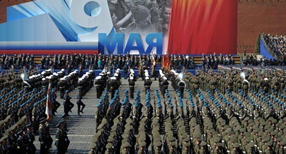 EN DIRECT. Le défilé de la Victoire à Moscou (Vidéo)