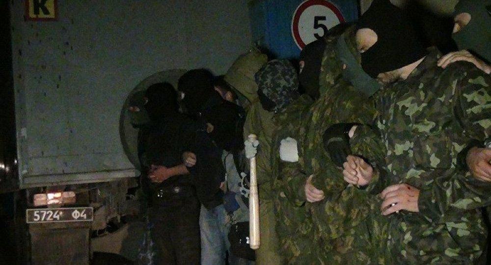 Ukraine : l'arme chimique utilisée à Marioupol (dirigeants de la République de Donetsk)