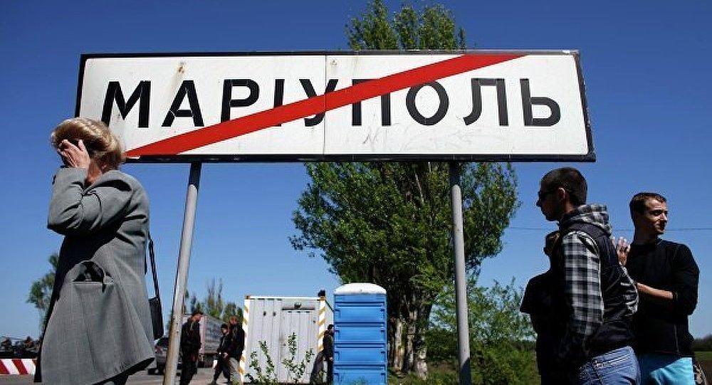 Ukraine : l'armée lance une opération à Marioupol