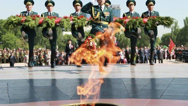 Le Jour de la Victoire dans l'espace de l'ex-URSS