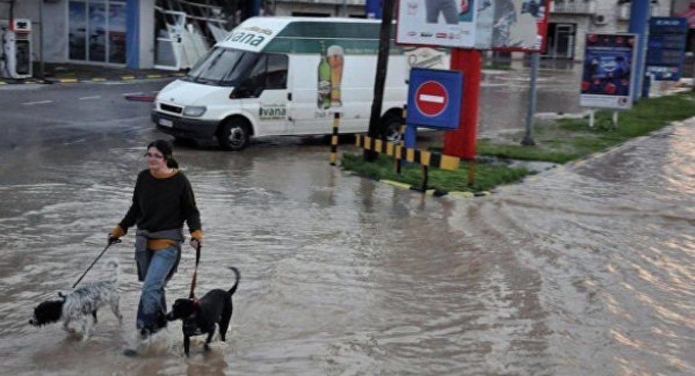 Serbie : 100 M EUR de préjudices suite aux inondations